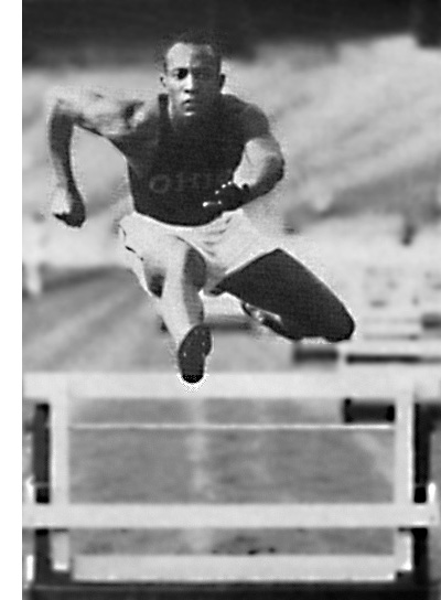 an introduction to the life of jesse owens Jesse owens won the 200-meter dash at the 1936 summer games in olympic-record time, the third of his four gold medals in berlin owens's dominance will be remembered forever, but the silver and bronze medalists in that race, matthew robinson and martinus osendarp, also had fascinating life stories.