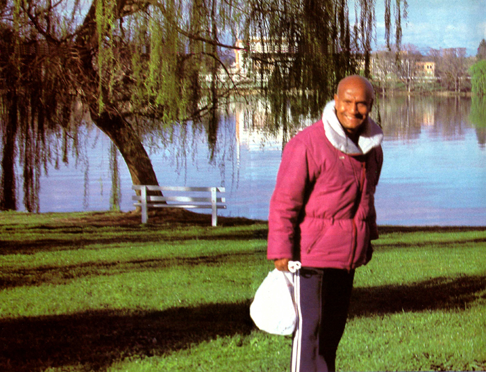 Sri Chinmoy in Canberra – 1984